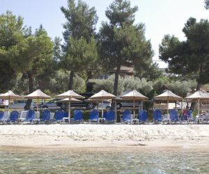 Beach of Nea Moudania